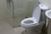 Ванная комната в отеле Maritime