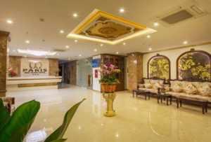 Отель Париж в Нячанге
