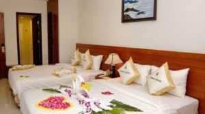 Номера отеля Нам Хунг