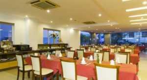 Ресторан в отеле Старлет