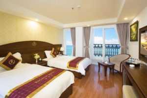 Представительские апартаменты в отеле Регалия