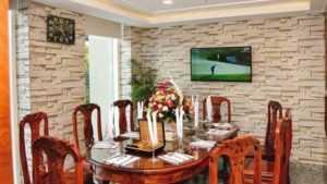 Питание в отеле Нам Хунг