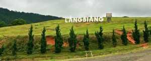Гора Лангбианг