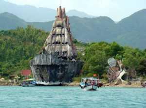 Остров Хон Мьеу