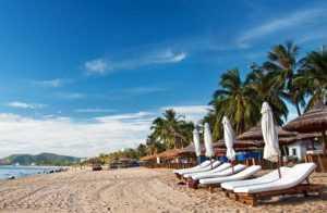 Пляжи Вьетнама в сентябре