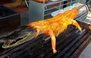 Мясо во вьетнамских блюдах