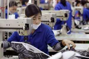 Лёгкая промышленность во Вьетнаме