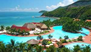 Курорты Южного Вьетнама
