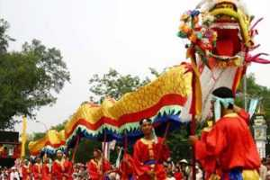 Новый год «Тэт» во Вьетнаме