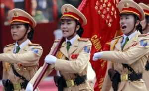 День защитника отечества во Вьетнаме