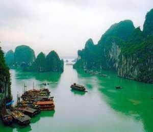 Погода во Вьетнаме в августе