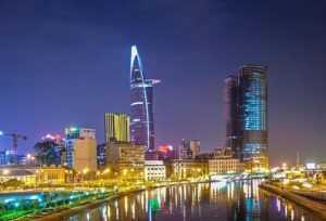 Южная столица Вьетнама