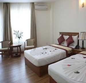 Номер в отеле Viet Sky
