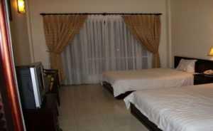 Номер в отеле Hai Au Нячанга