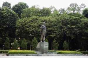 В Ханое даже есть парк Ленина