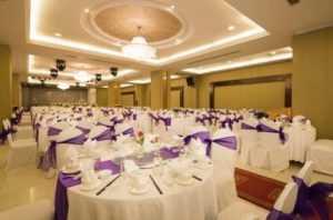 Ресторан отеля Mishelia