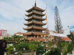 Пагода Винь Нгием