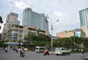 Деловой центр Вьетнама – Хошимин