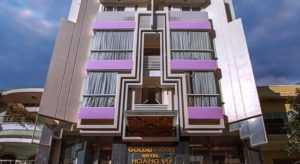 Отель Голден Рейн. Нячанг