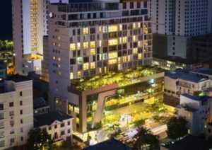 Galina Hotel Spa 4. Нячанг. Вьетнам