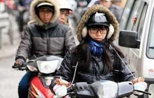 Зима в Ханое