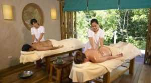 Виды массажа в салонах Нячанга