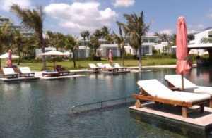 Вид отеля Riviera Beach Resort