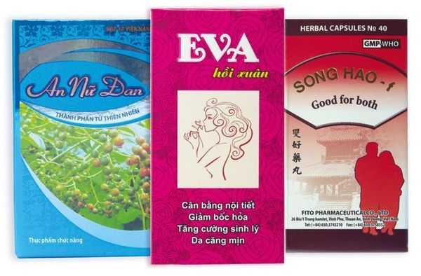 вьетнамское лекарство от простатита