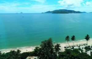 Вид из номера Nha Trang Lodge