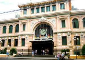 Французская архитектура до сих пор ощущается во Вьетнаме