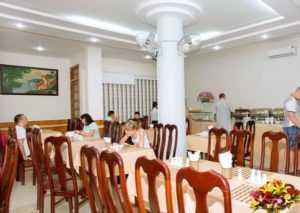 Ресторан в отеле Galaxy