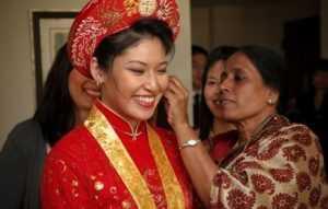 Как проходит свадьба во Вьетнаме?