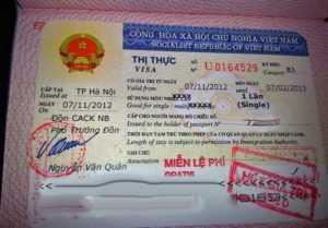 Визу во Вьетнам можно получить на длительный срок