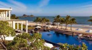 Отель Princess d'Annam Resort & Spa в Кега