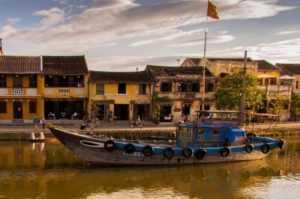 Хойан – город в центральном Вьетнаме