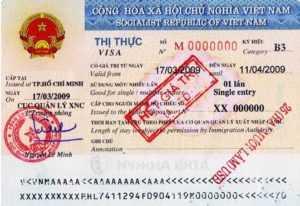 Продление визы во Вьетнам