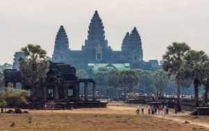 Императорский храм Ангкор Ват