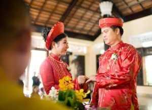 Чем отличается вьетнамская свадьба?
