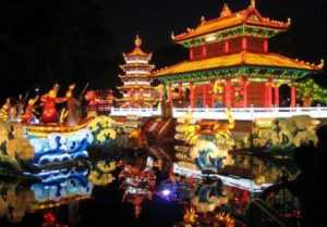 Праздник Тэт во Вьетнаме