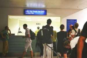 Можно получить транзитную визу, если вам нужно будет выехать из Вьетнама и вернуться