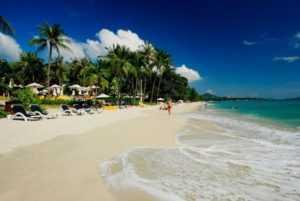 Пляжи Вьетнама и Таиланда одинаково красивы