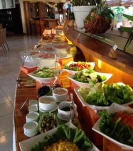 Ресторан в Terracotta Resort Spa