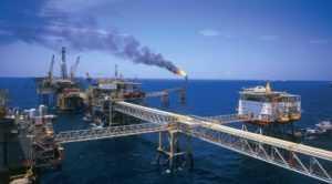 Добыча нефти на шельфе во Вьетнаме