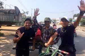 Пешком через весь Вьетнам