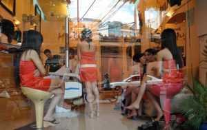 В Хошимине массово появляются массажные салоны