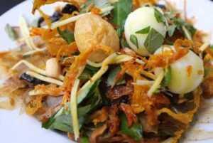 Какие закуски популярны в Сайгоне?