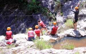 Туры к водопадам