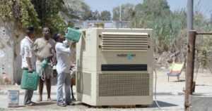 Во Вьетнам поставят технологию производства воды из воздуха