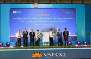 Организация EASA сертифицировала ТОиР Vietnam Airlines