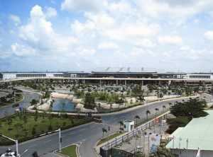Аэропорт Таншоннят в Хошимине
